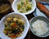 2月12日の夕食