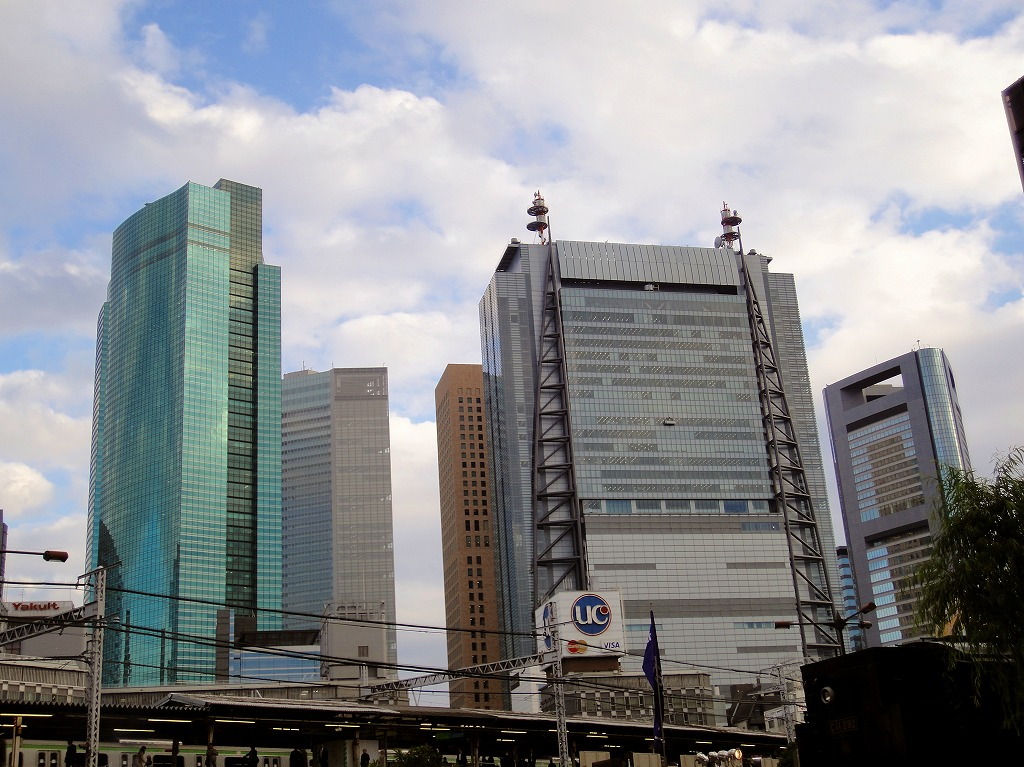 新橋汐留ビル