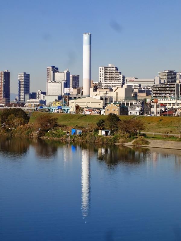 多摩川シンメトリー01