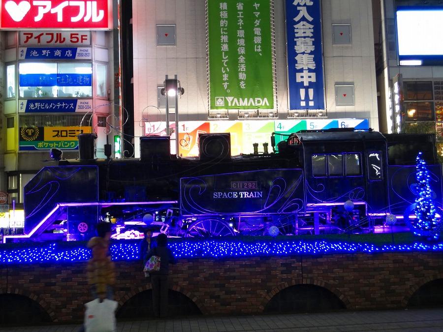 新橋イルミネーション02