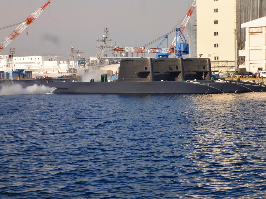 横須賀潜水艦01