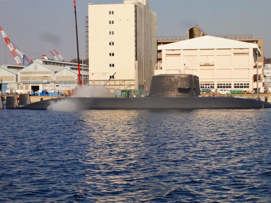 横須賀潜水艦03