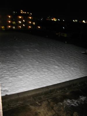 今夜の屋根