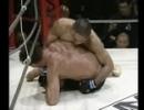 菊地昭 vs. ジェイク・シールズ 2回目の対戦
