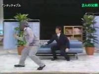 【アンタッチャブル】コント/2人の父親
