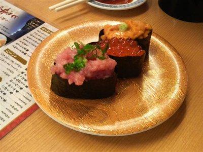 函館は回転寿司も美味しい!