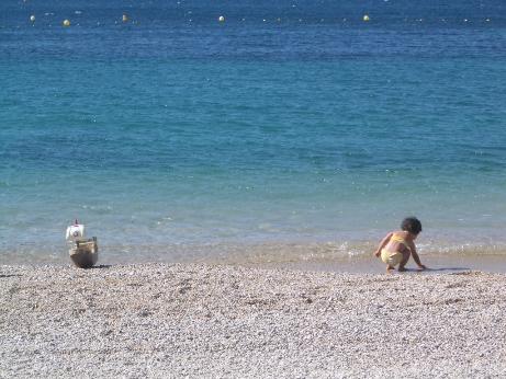 アルマナのビーチ