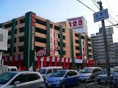 写真キャプション=12月29日にグランドオープンした「123鶴橋店」