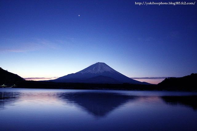 夜の富士山2
