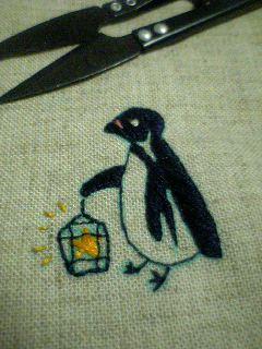 ペンギンです