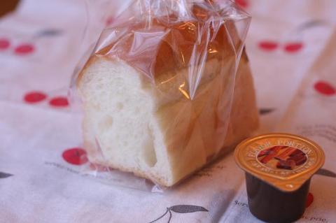 超ミニミニ食パンw