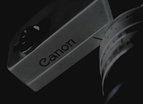 古いカメラw