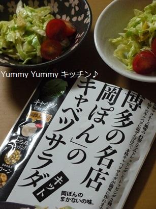 博多「岡ぽん」のキャベツサラダキット