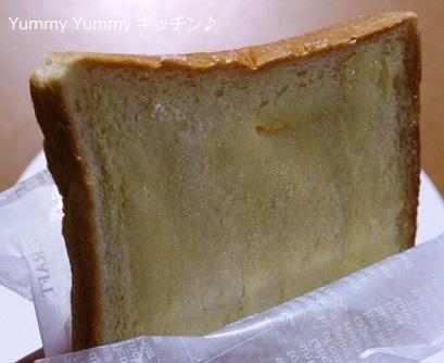 マーガリンシュガーたっぷり食パン☆