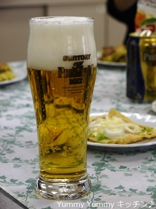 美味しいビールの注ぎ方講習会ビール