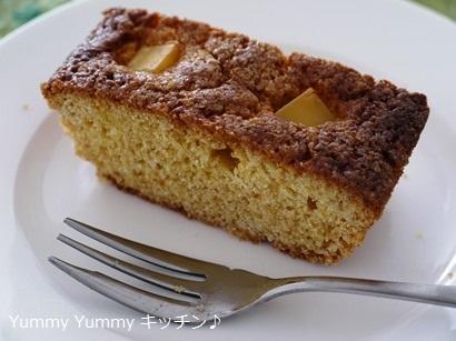 こんがり焼きチーズのパウンドケーキ!