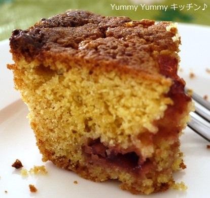 イチゴジャムのパウンドケーキ♪