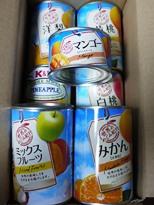 クックパッド フルパンモニター フルーツの缶詰