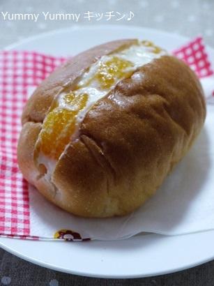 カルピス風味のみかんdeフルパン!