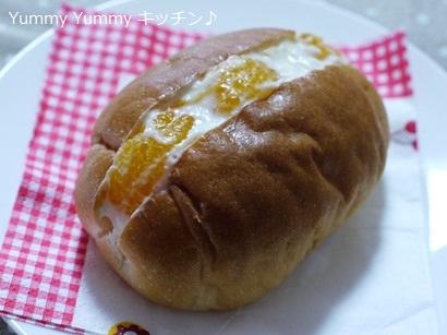 カルピス風味のみかんdeフルパン☆