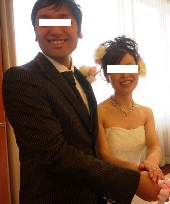 弟結婚式 ケーキカット blog