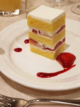 弟結婚式 食事8