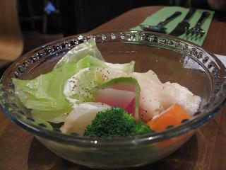 温野菜サラダ1.14