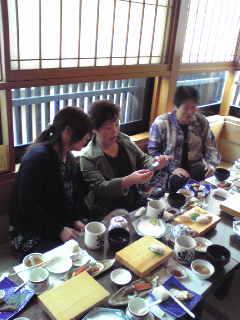 2011 阿部さん、小出さん送別会