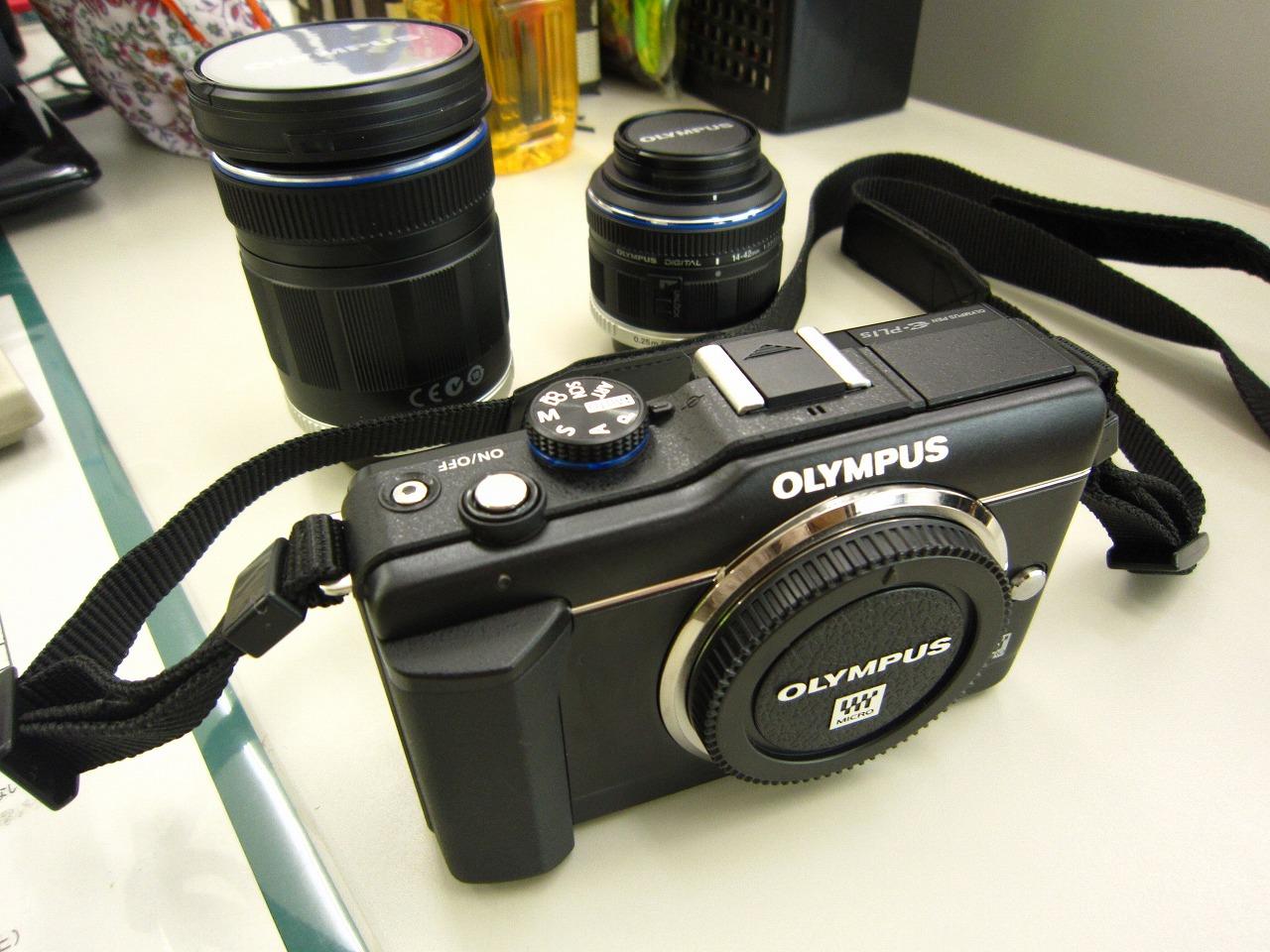 オリンパス PL1s 002