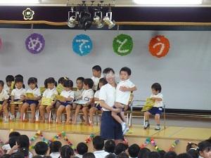 2010お誕生日会