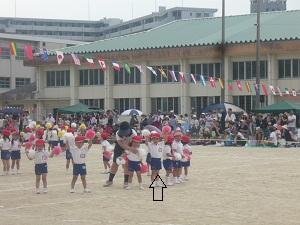 年少運動会