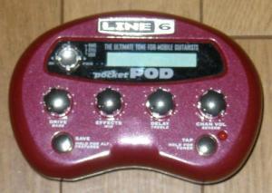 LINE6 PocketPOD