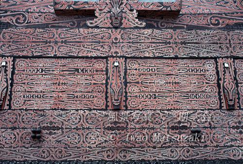 家の意匠-4  インドネシア