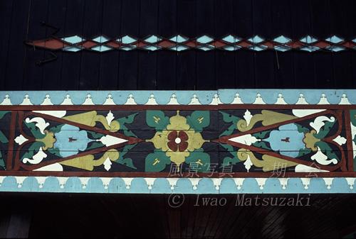 家の意匠-5  インドネシア
