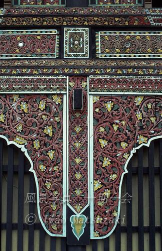 家の意匠-2  インドネシア