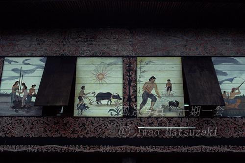 家の意匠-3  インドネシア