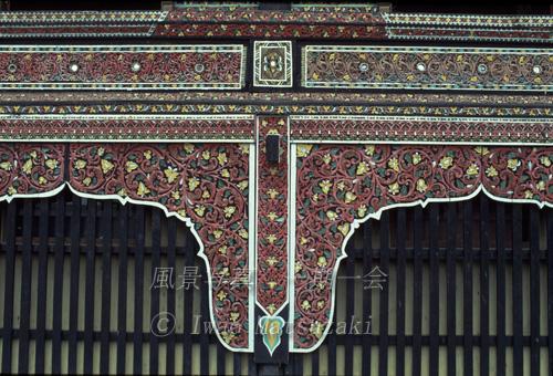 家の意匠-1  インドネシア