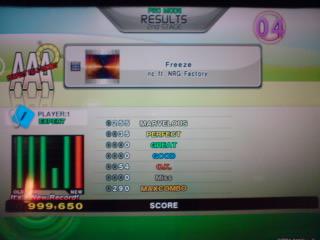 ESP Freeze PFC