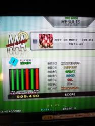 ESP KEEP ON MOVIN ~DMX MIX~ PFC