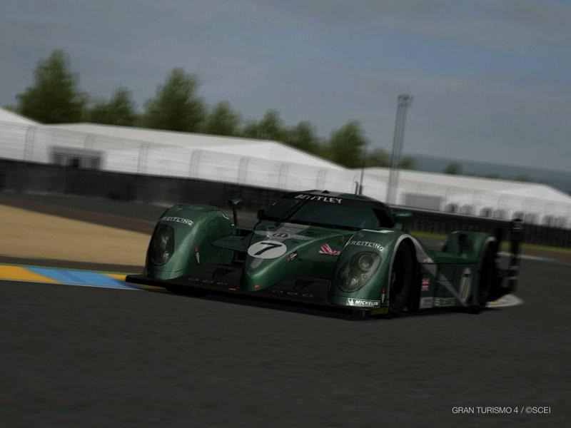 ベントレー スピード8 レースカー '03