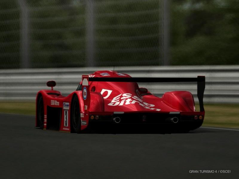 トヨタ GT-ONE レースカー(TS020) '99