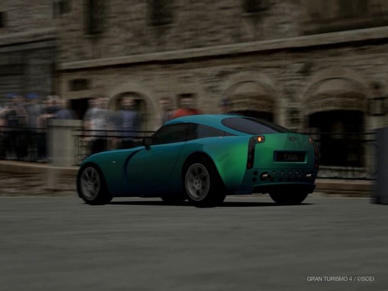 TVR T350c '03