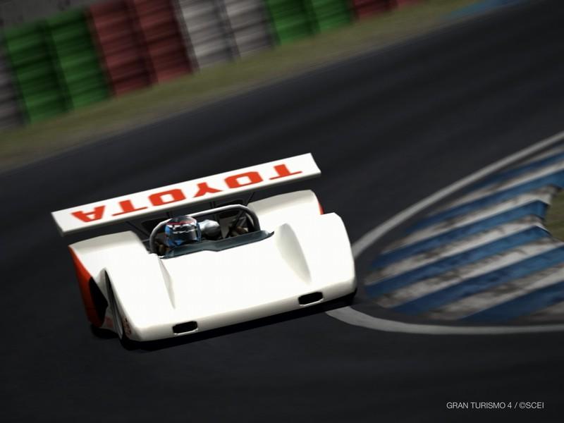 トヨタ 7 レースカー '70