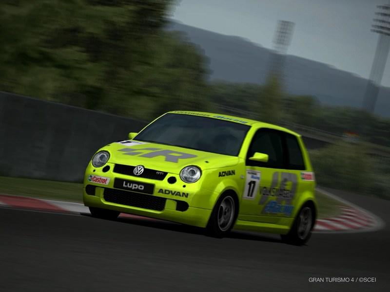 フォルクスワーゲン ルポ GTI カップカー '03