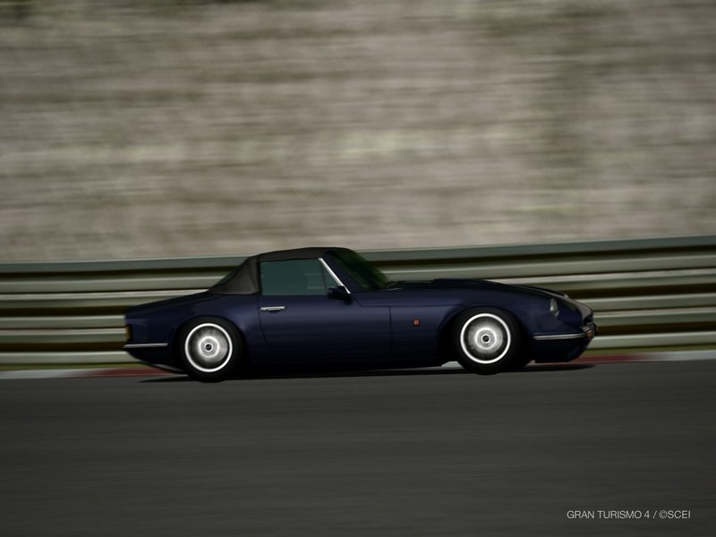 TVR V8S '91