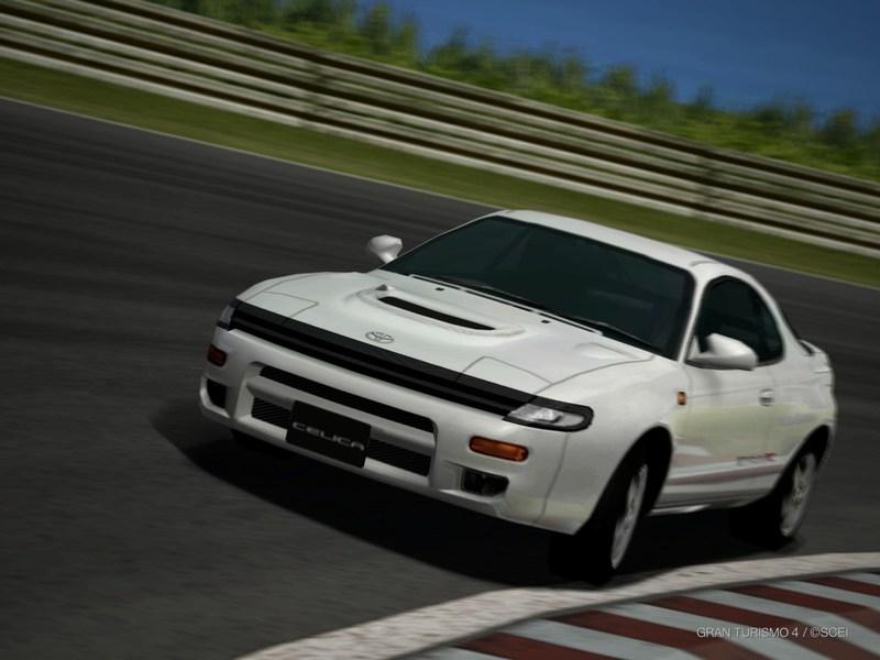 トヨタ セリカ GT-FOUR RC '91