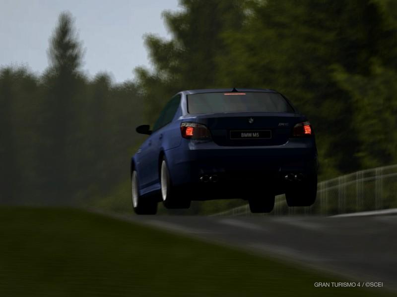 BMW M5 '03