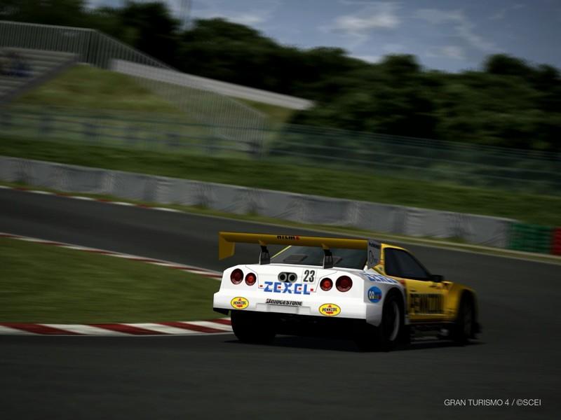 日産 ベンズオイル ゼクセル GT-R(JGTC) '01