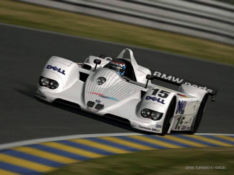 BMW V12 LMR レースカー '99