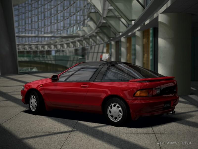 トヨタ セラ '92